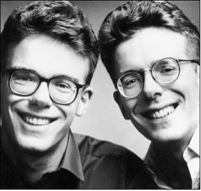 Craig & Charlie Reid of The Proclaimers