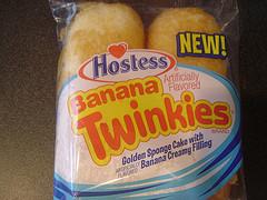 Banana Twinkie