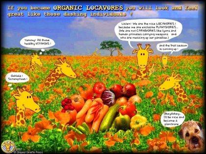 Organic Locavore