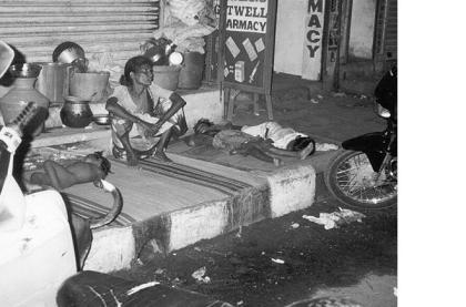 Homeless in Chennai, my hometown